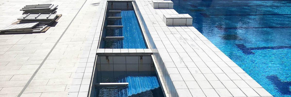 terrace system